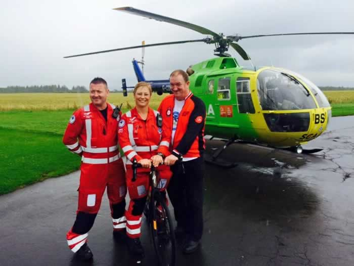 Jim Aitken Cycles for Charity