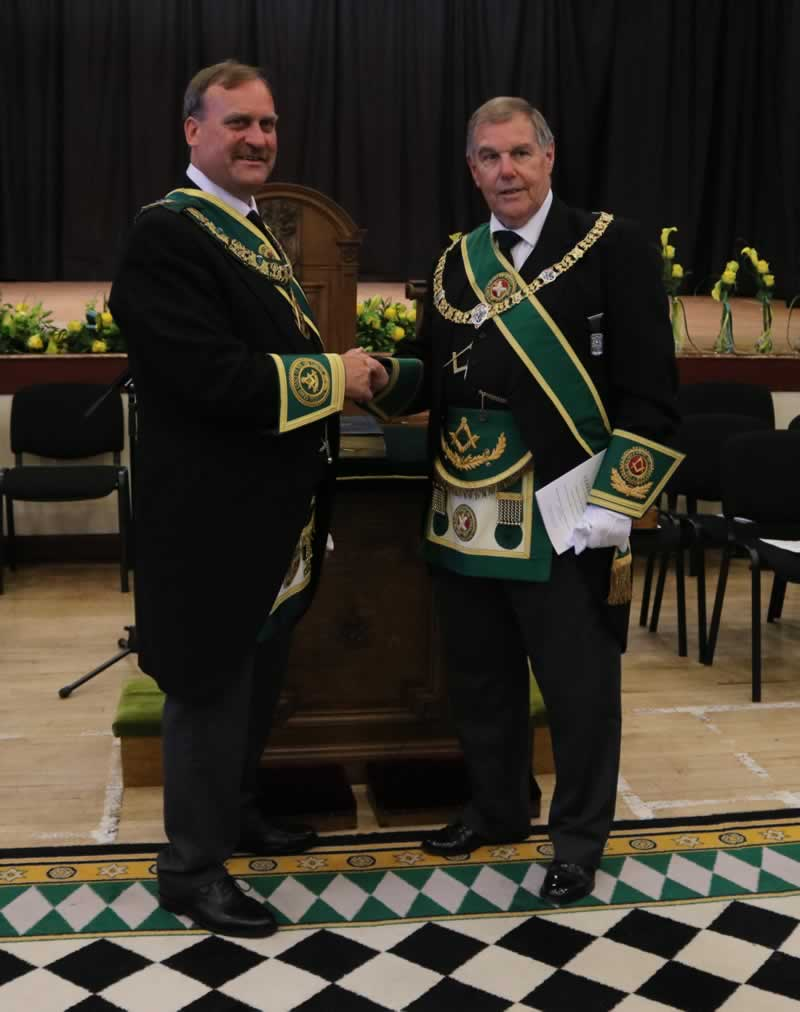 PGM Installation 2017