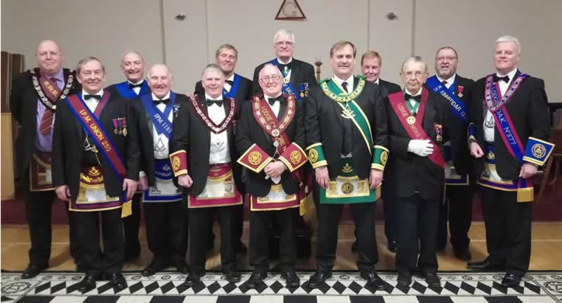 Lodge Canmore No.1175