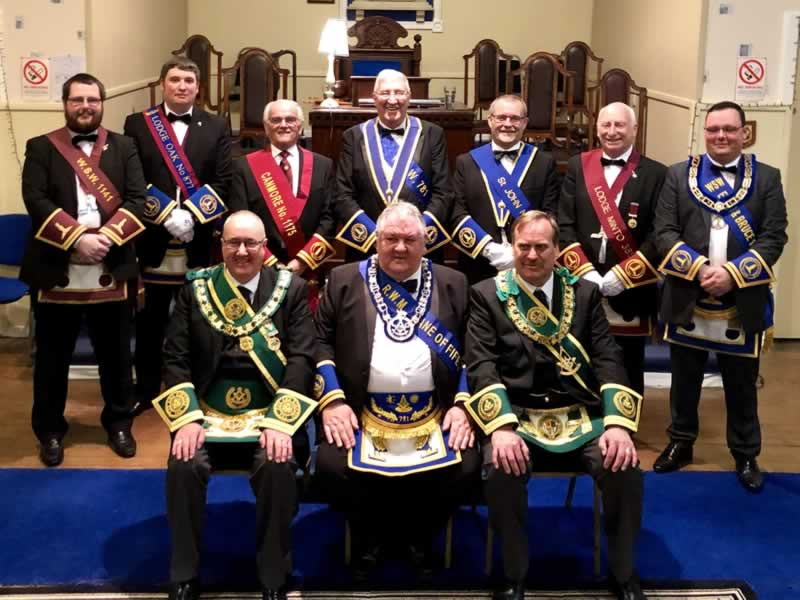 Lodge Thane of Fife No.781